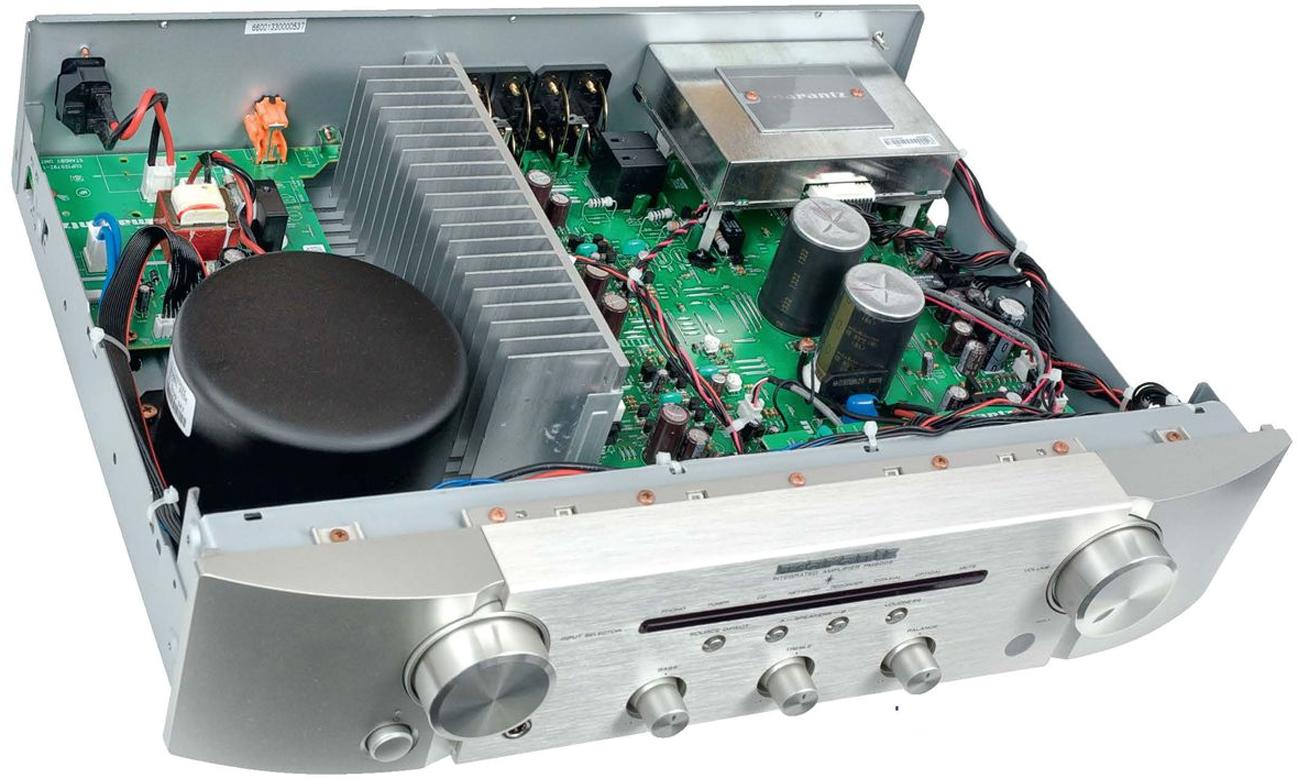 Wzmacniacz dźwięku cyfrowego Marantz PM6006