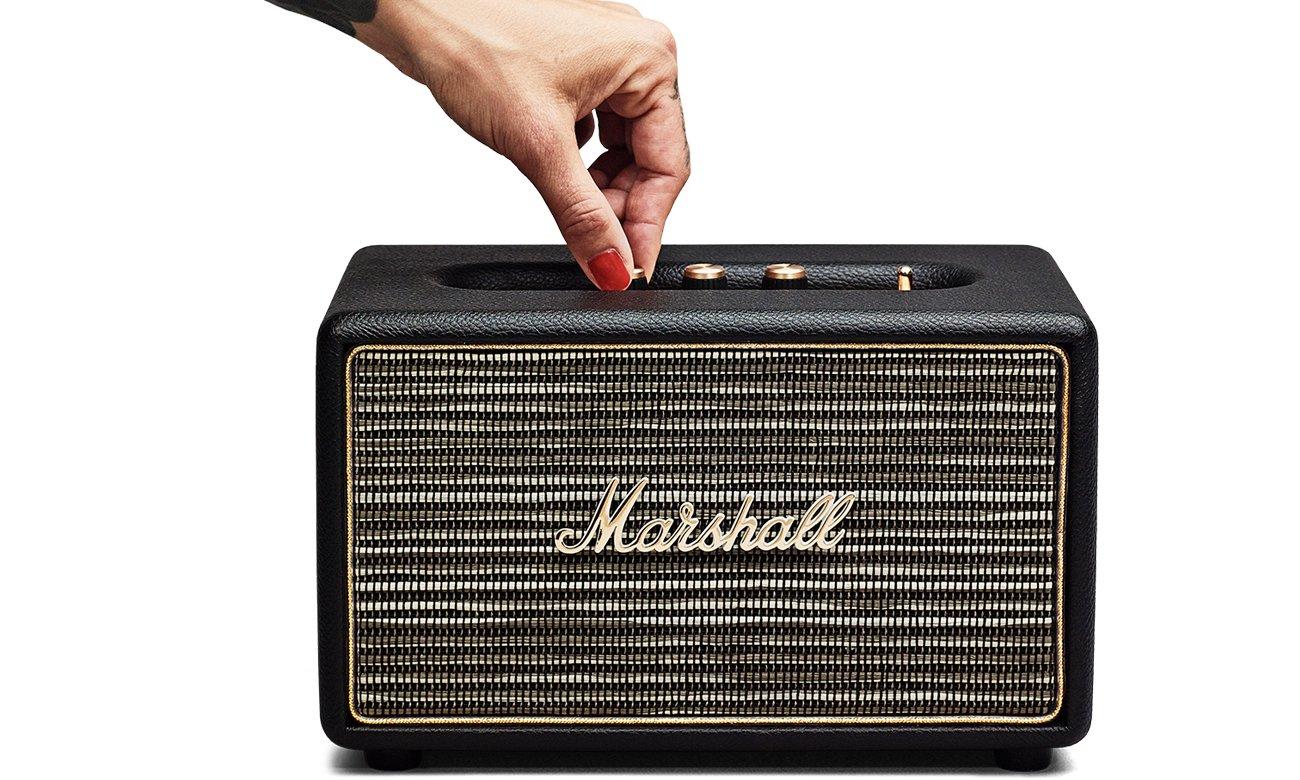 Budowa głośnika Marshall Acton