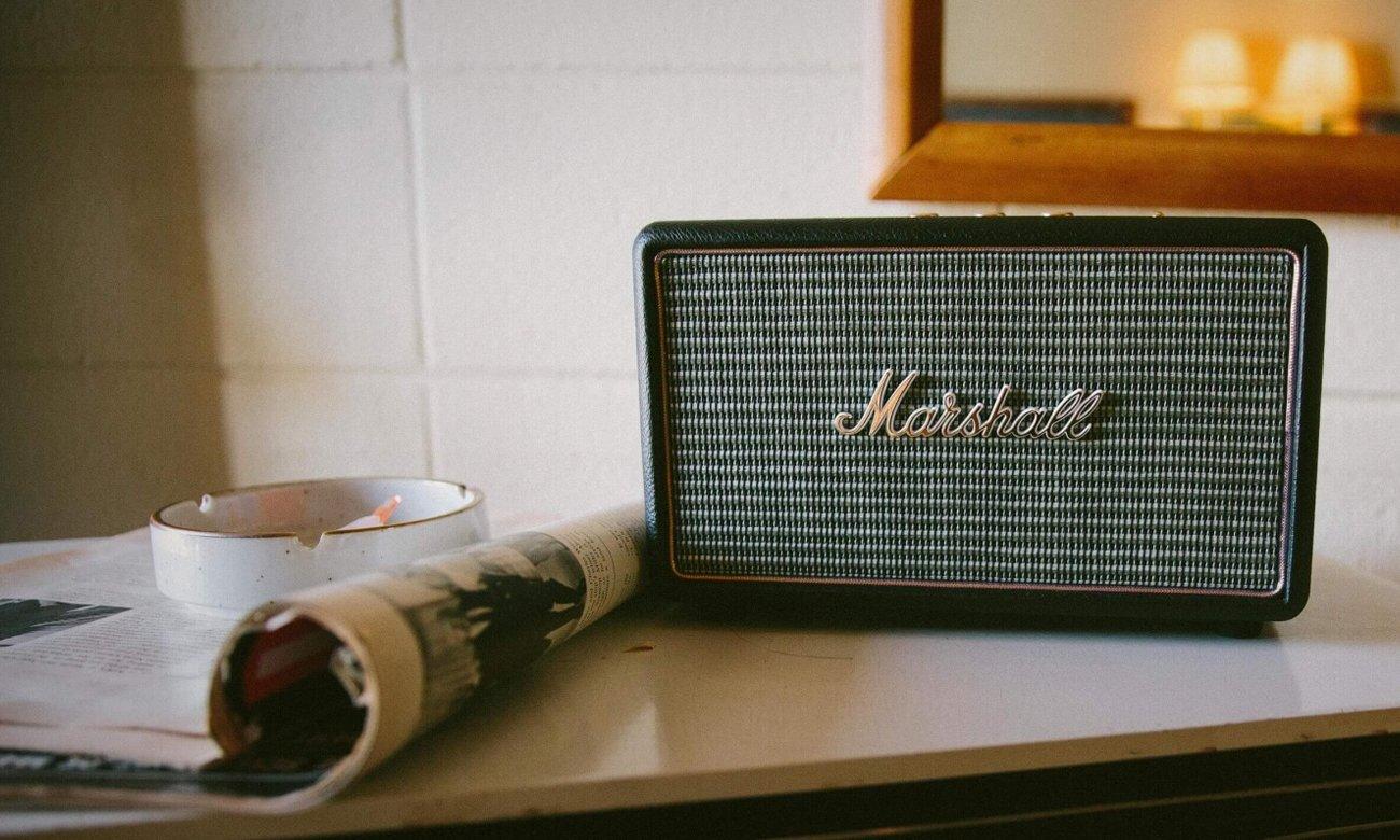 Głośnik Bluetooth Marshall ACTONBLK czarny