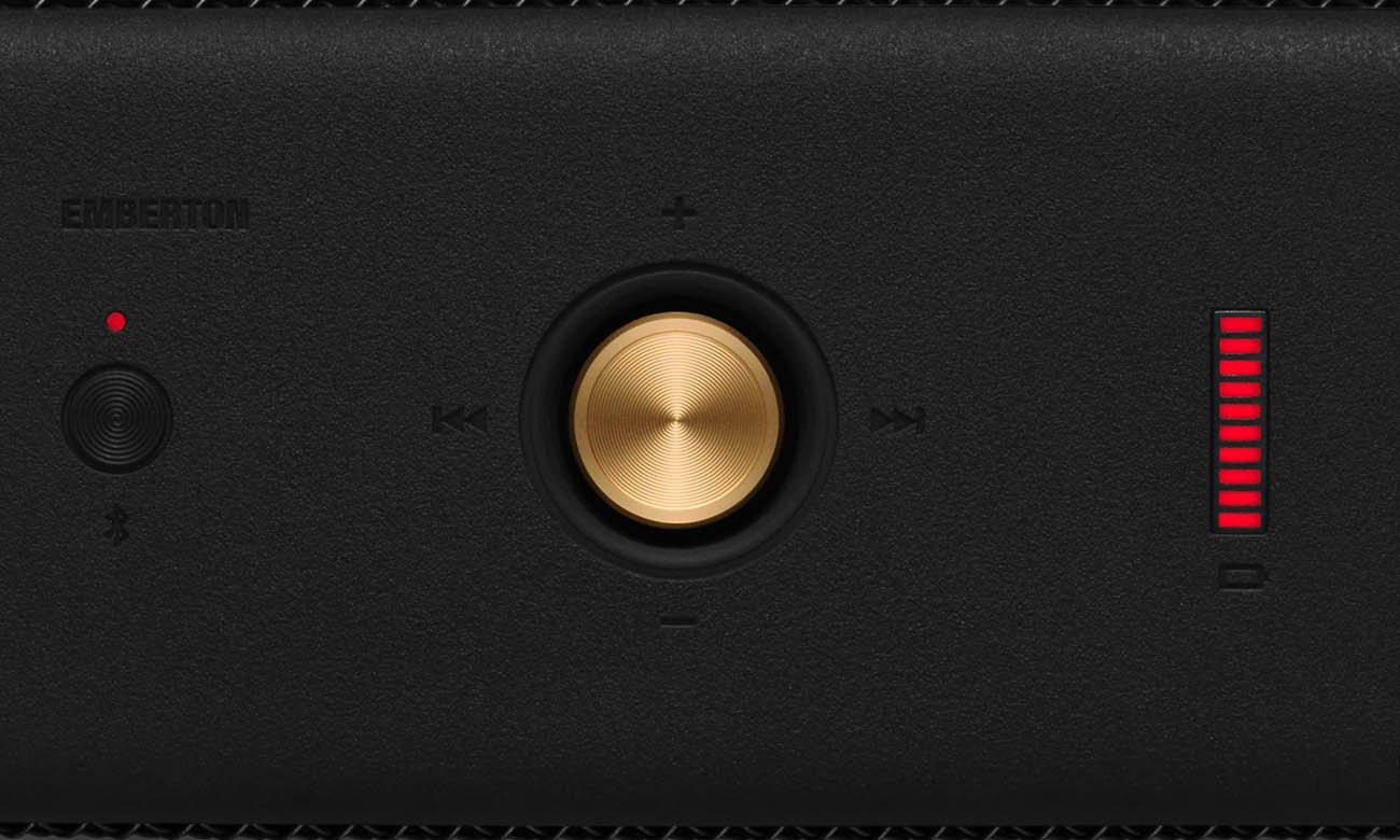 Wodoodporny głośnik Marshall Emberton Bluetooth 5.0