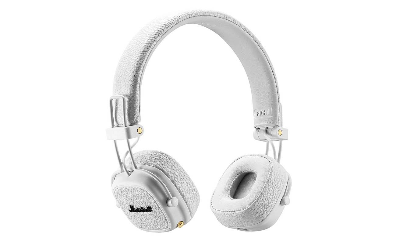 Słuchawki nauszne Marshall Major III Bluetooth White