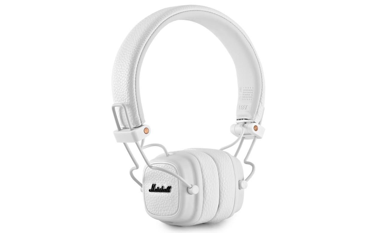 Słuchawki nauszne Marshall Major III White