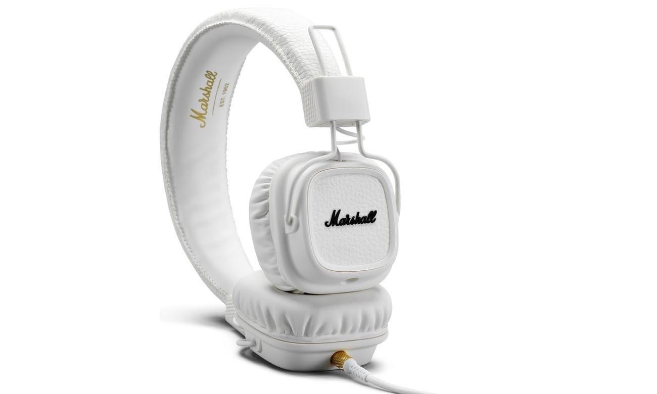 Słuchawki nauszne Marshall Major II White