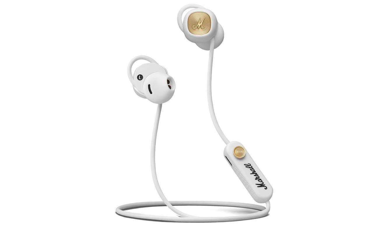 Słuchawki bezprzewodowe Marshall Minor II White