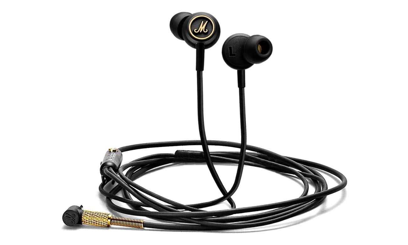 Słuchawki douszne Marshall Mode EQ Black