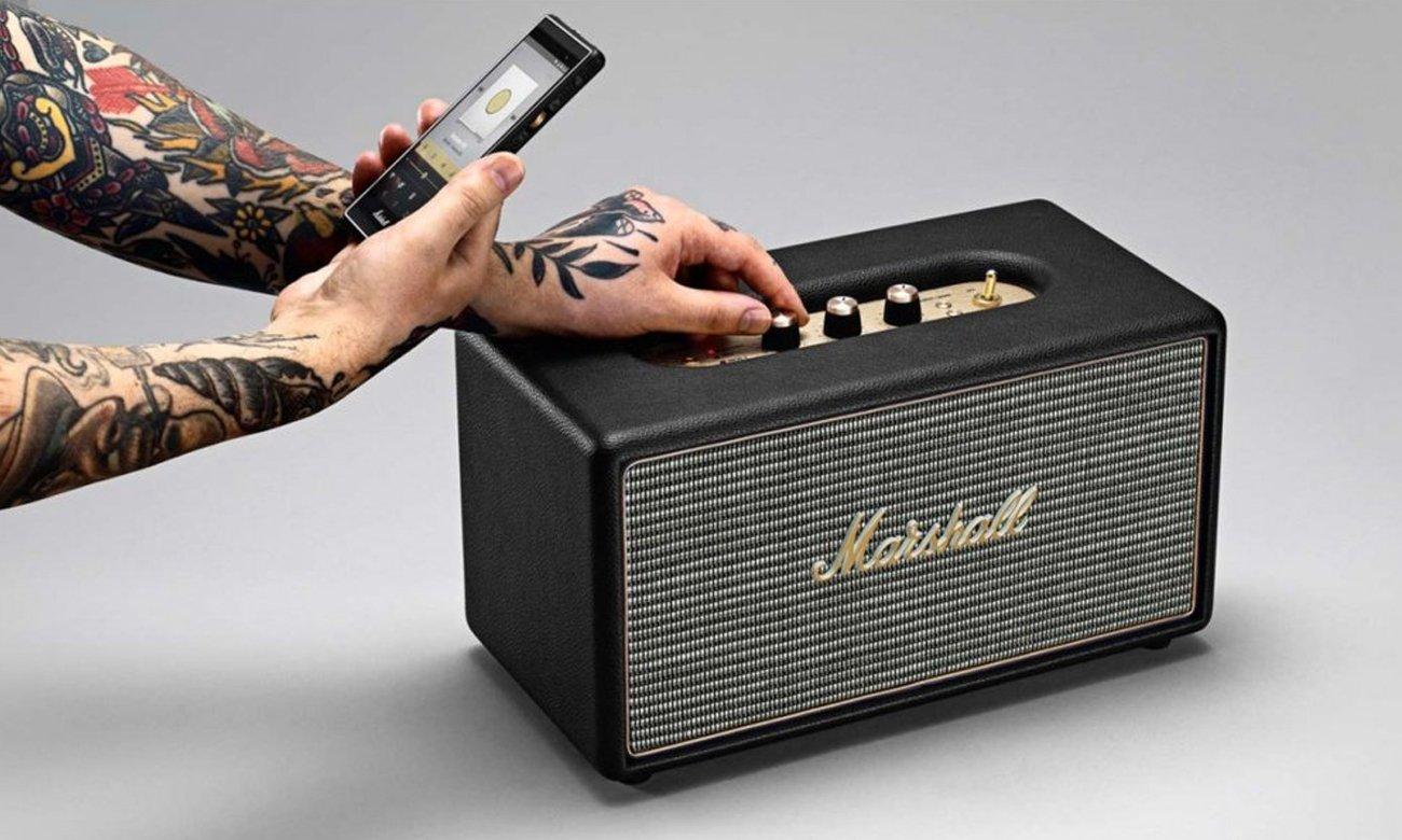 Głośnik Bluetooth Marshall STANMOREBLK czarny