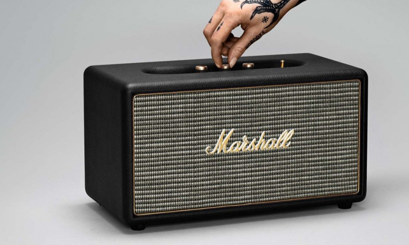 Budowa głośnika Marshall Stanmore