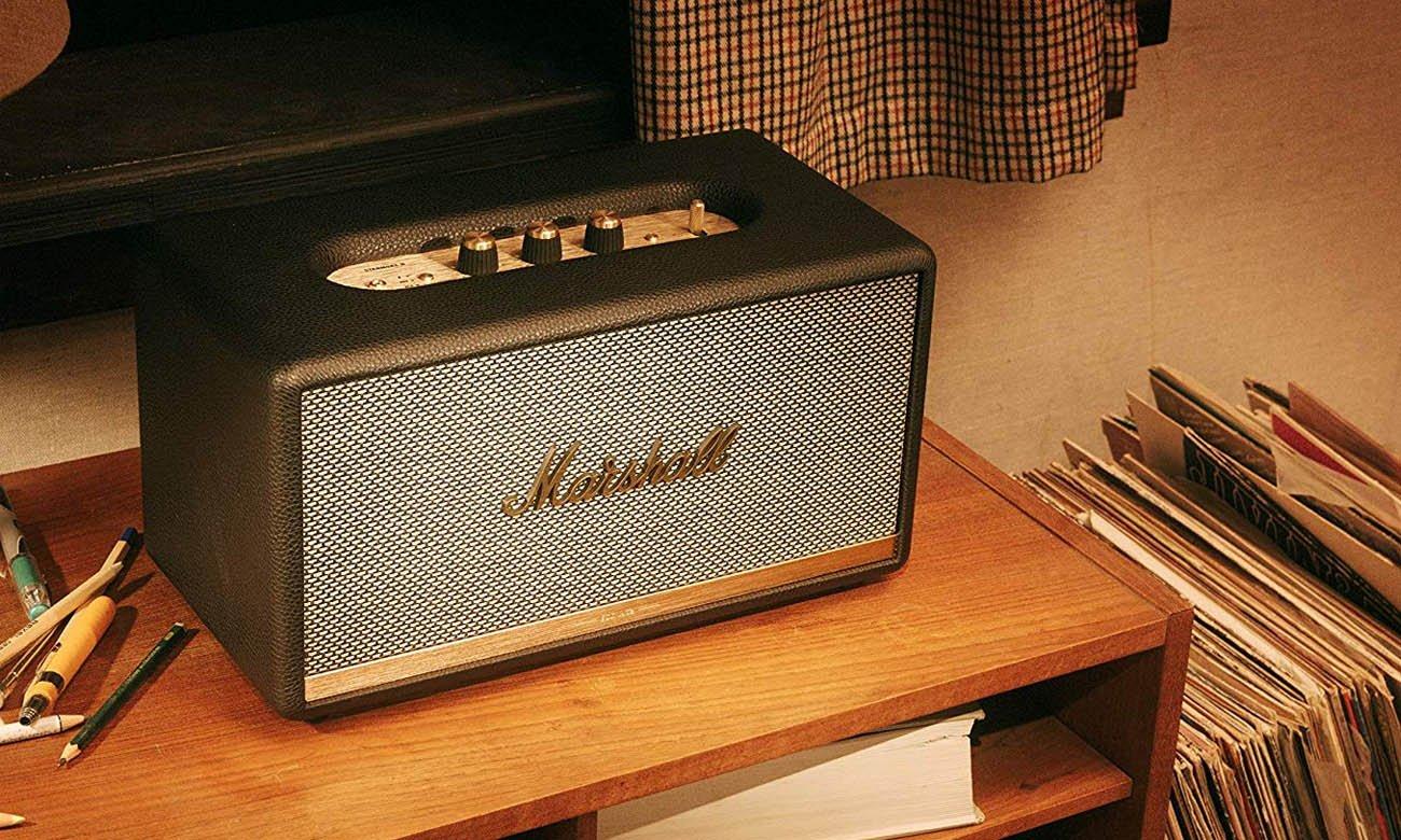 Głośnik Bluetooth Marshall STANMOREIIWHT czarny