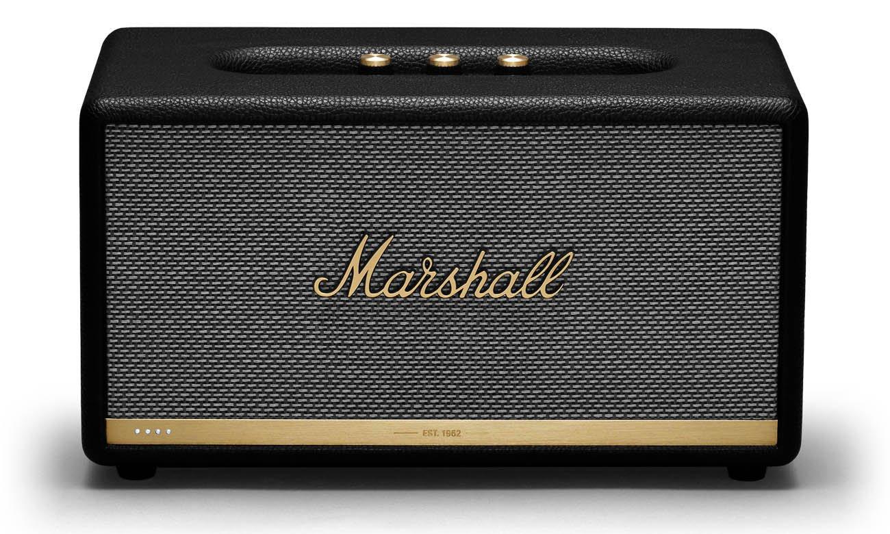 Głośnik Bluetooth Marshall Stanmore II Voice Google czarny