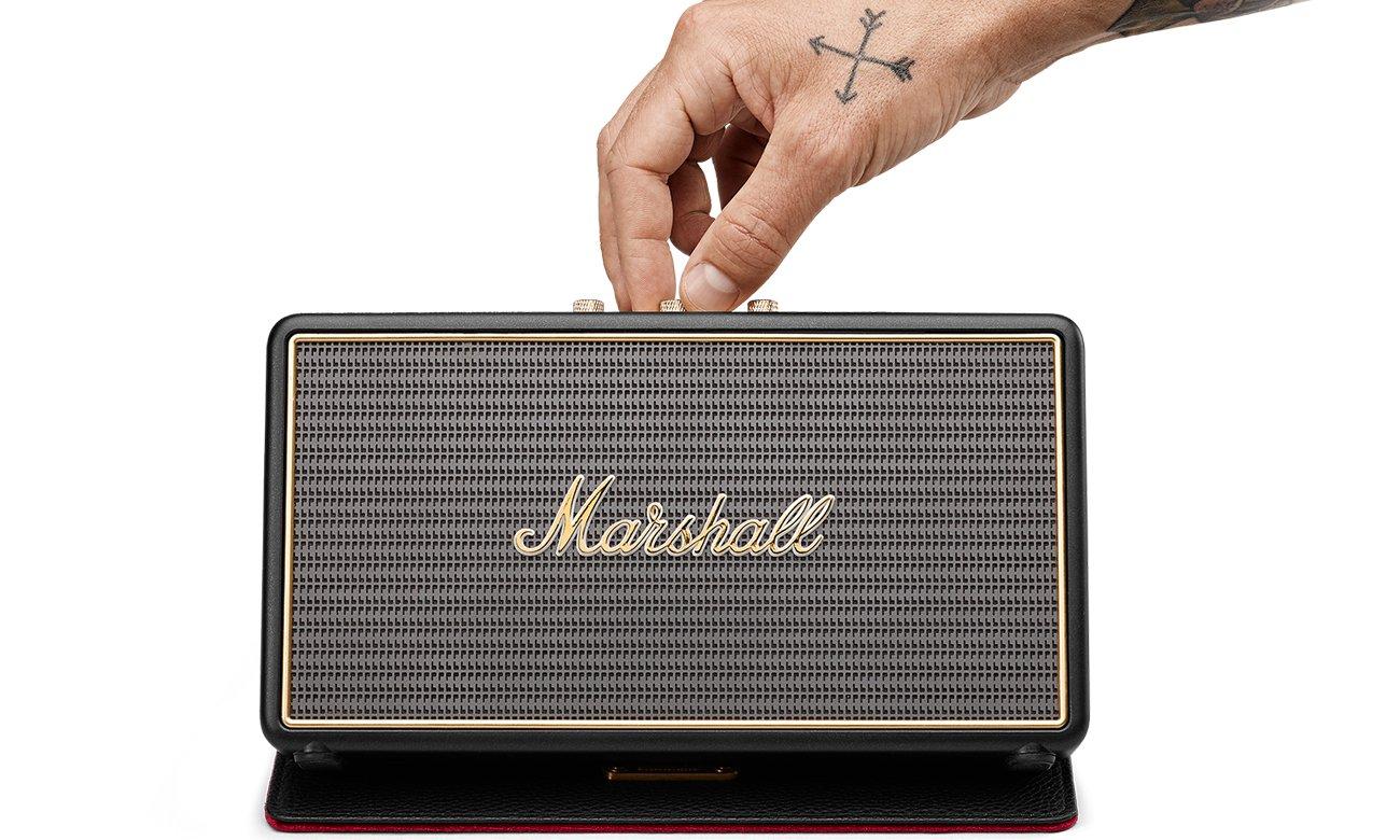 Duża moc głośnika Bluetooth Marshall Stockwell
