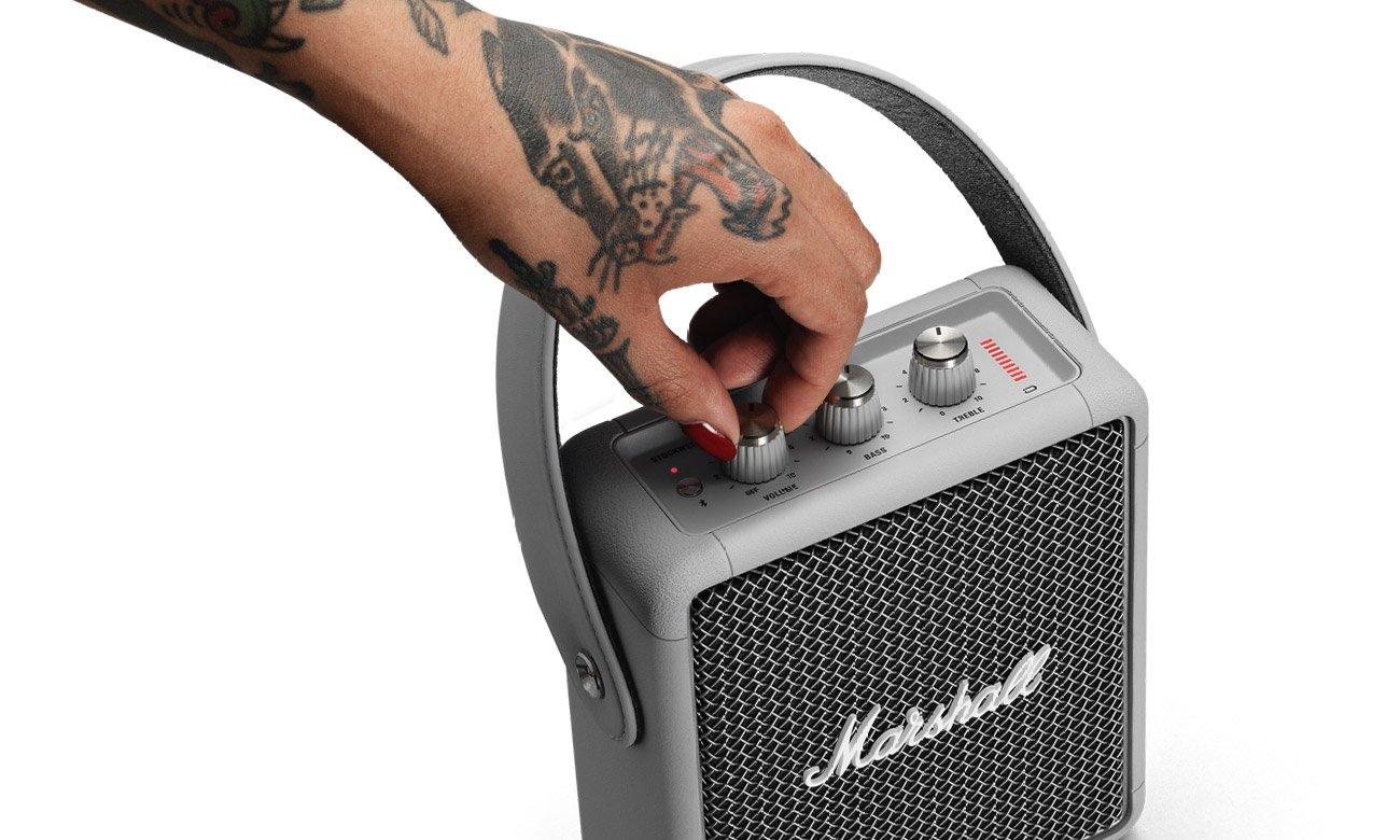 Duża moc głośnika Bluetooth Marshall Stockwell II