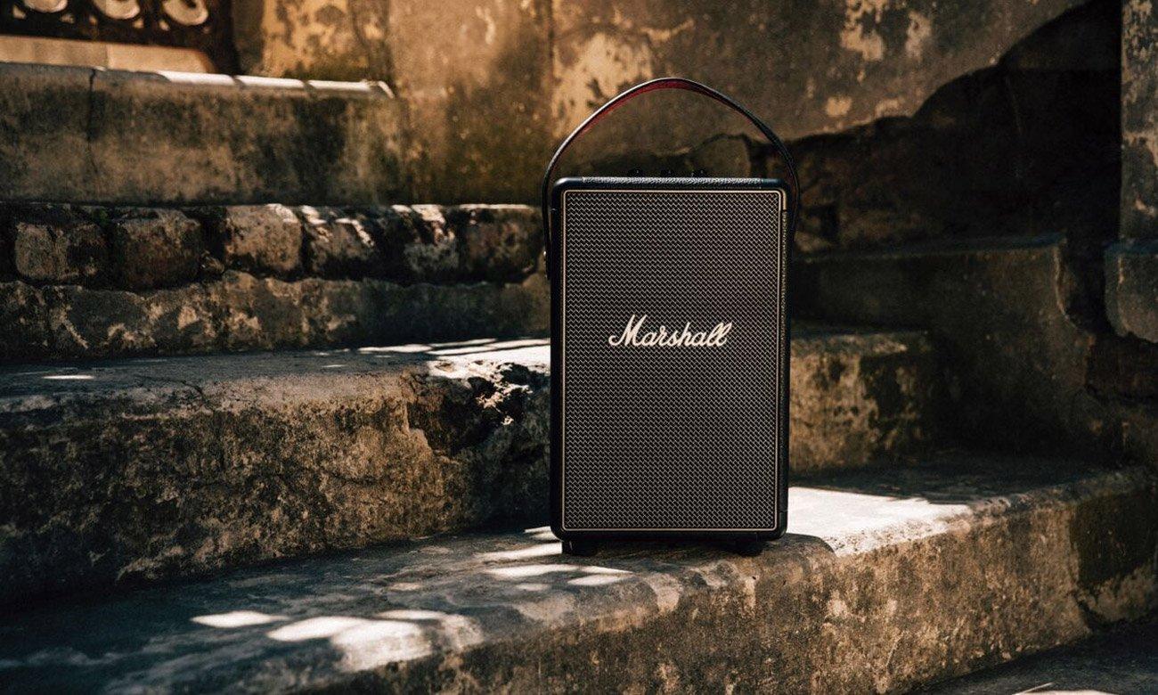 Głośnik przenośny Marshall Tufton czarny