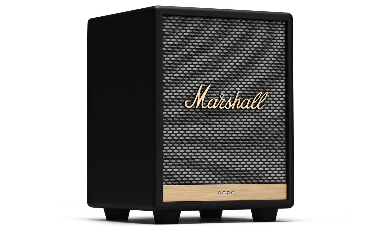 Głośnik Marshall Uxbridge Voice Google Black