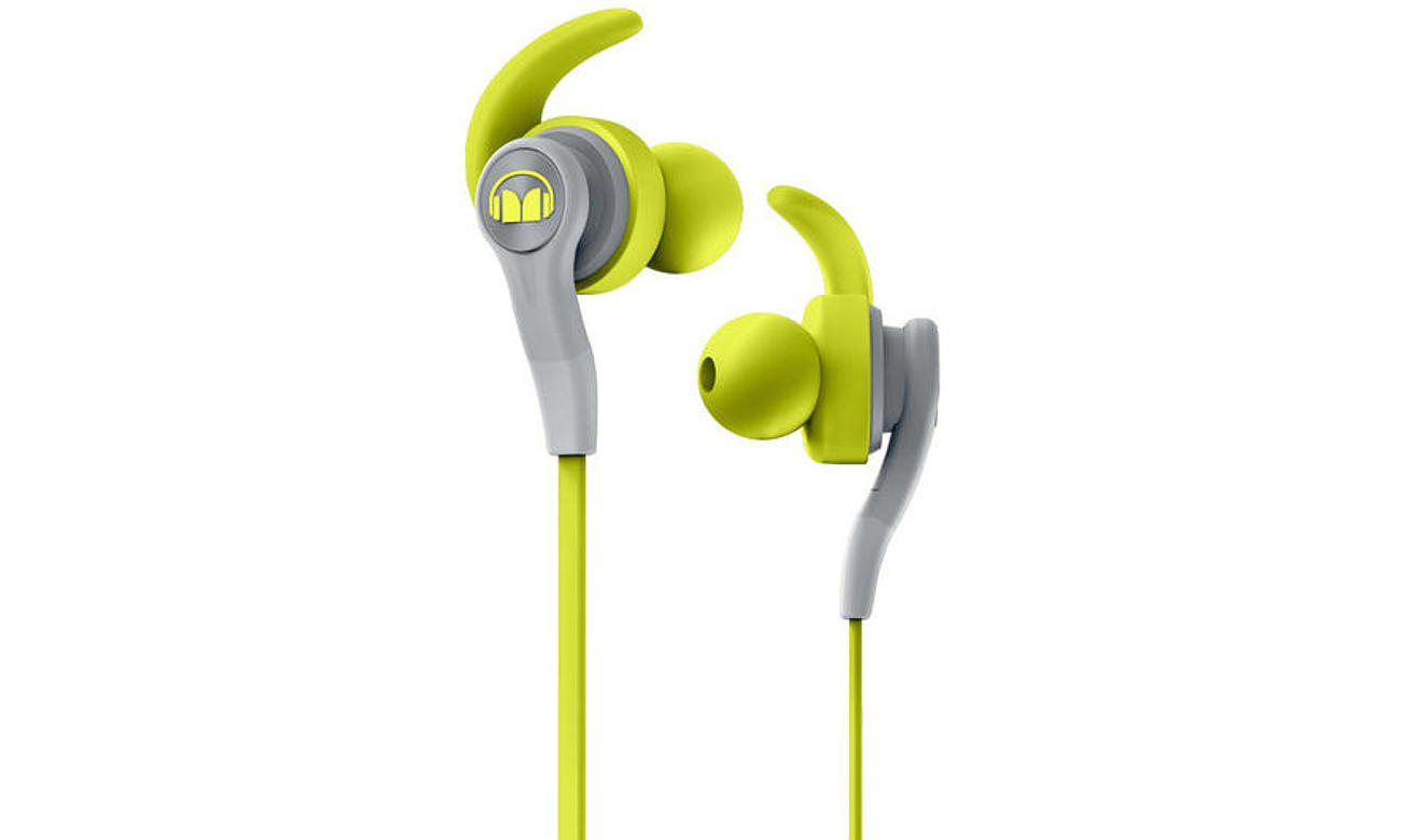 Monster iSport Compete CTU GREEN