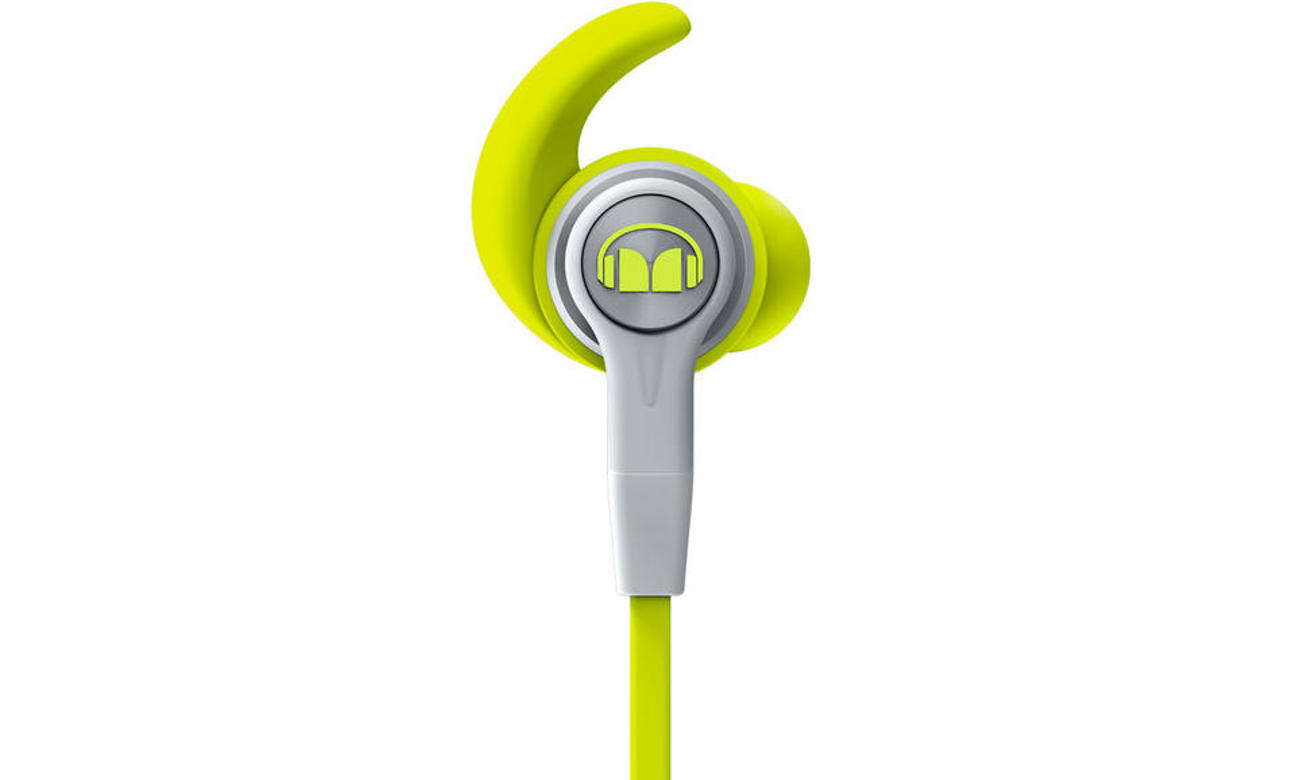 Monster iSport Compete CTU zielone