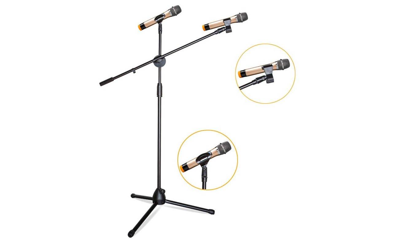 Statyw mikrofonowy Mozos SM803