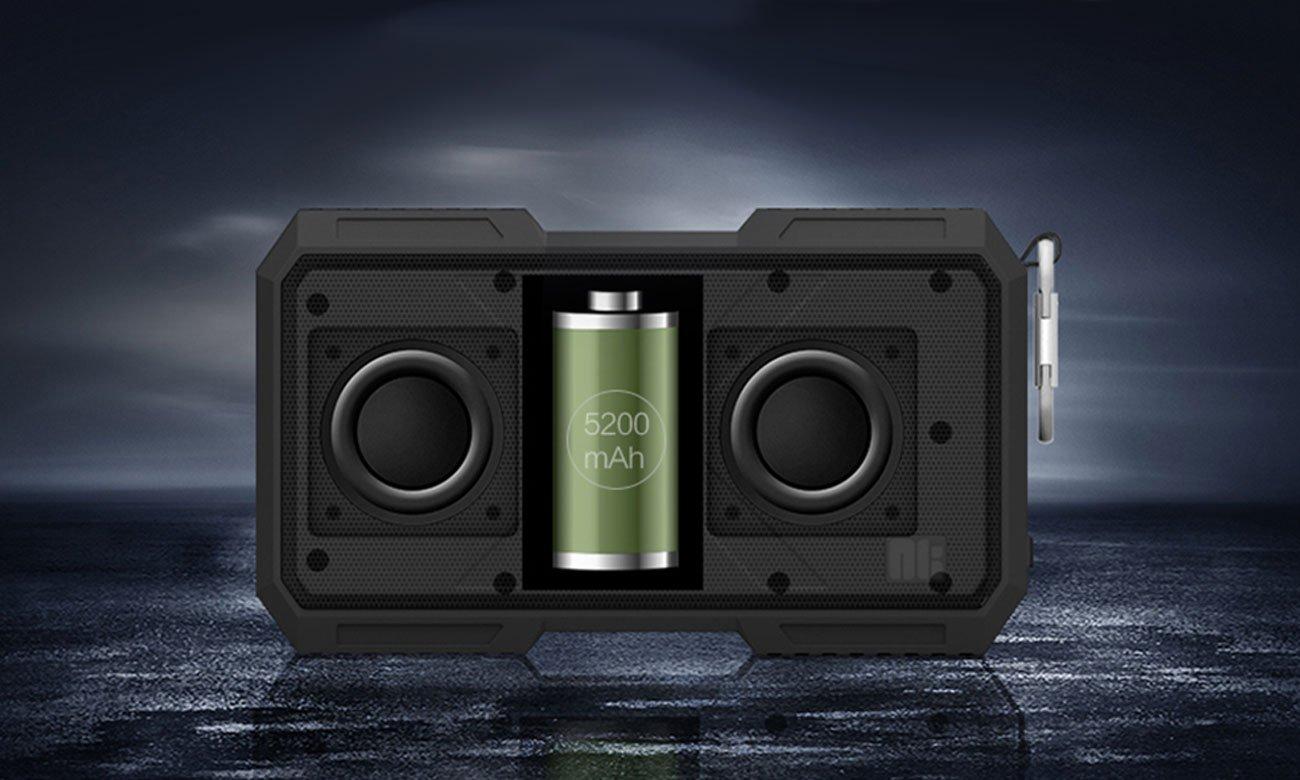 Głośnik Bluetooth Nillkin X-MAN X1 NK-X1-BK