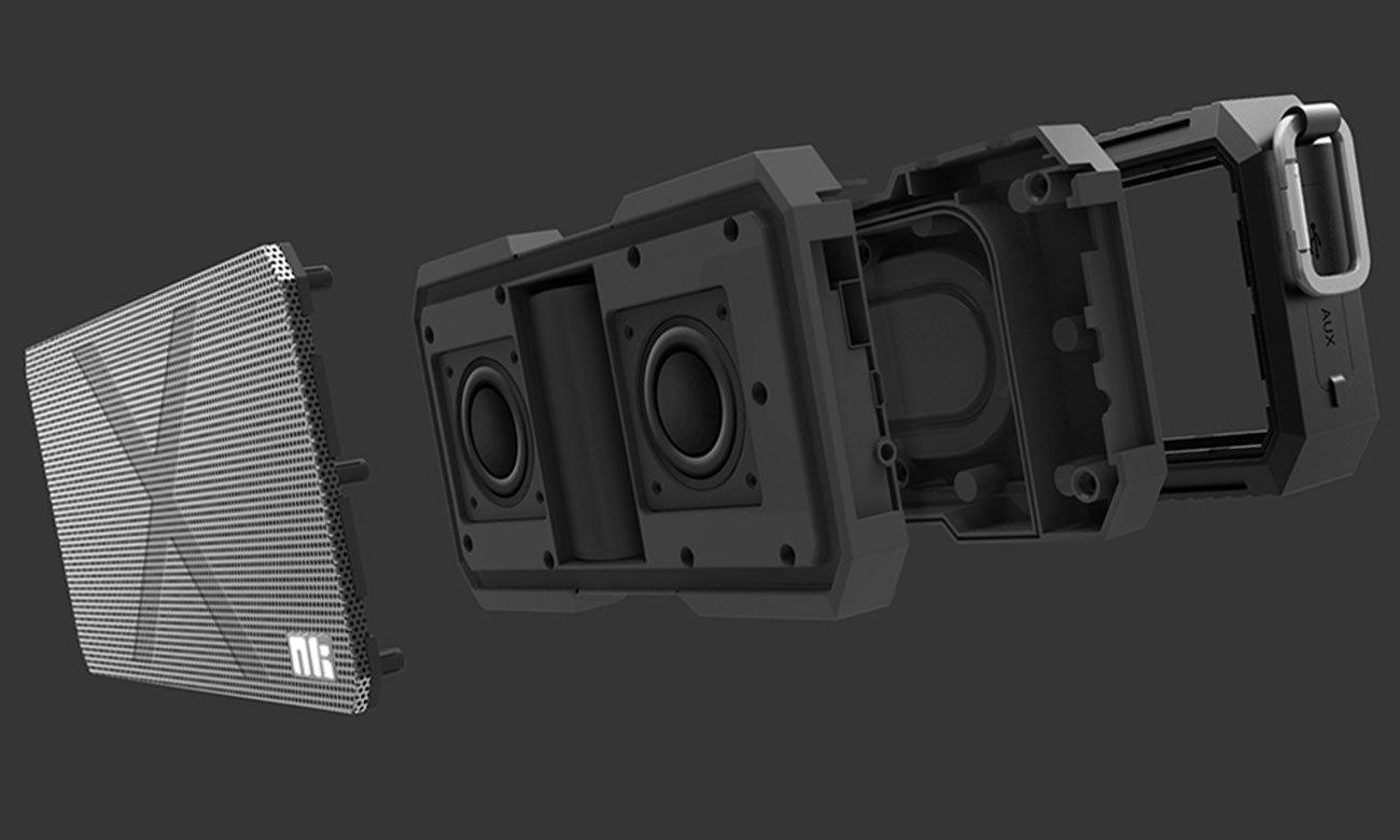 Odporny głośnik Bluetooth Nillkin X-MAN X1
