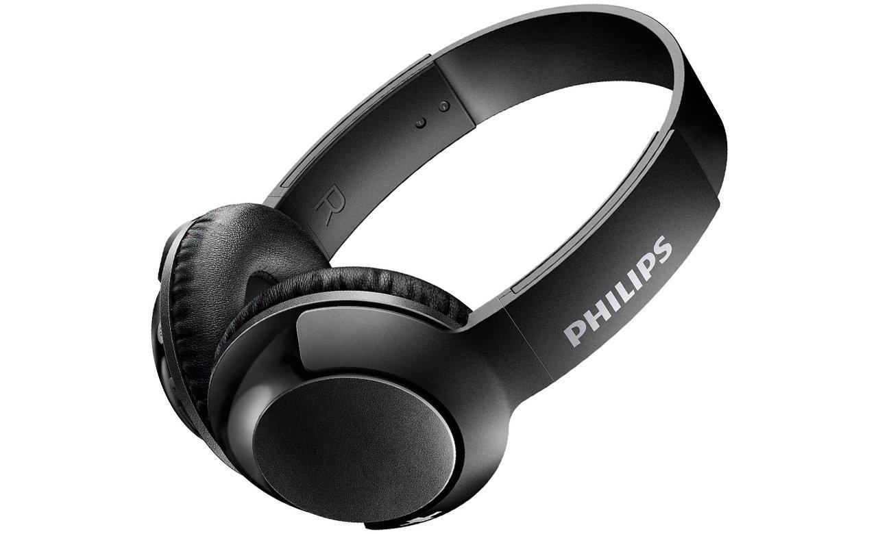 Słuchawki zamknięte Philips SHB3075BK czarne