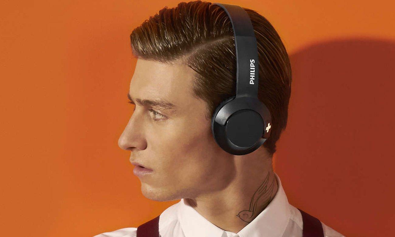 Akumulator w słuchawkach Philips SHB3075BK