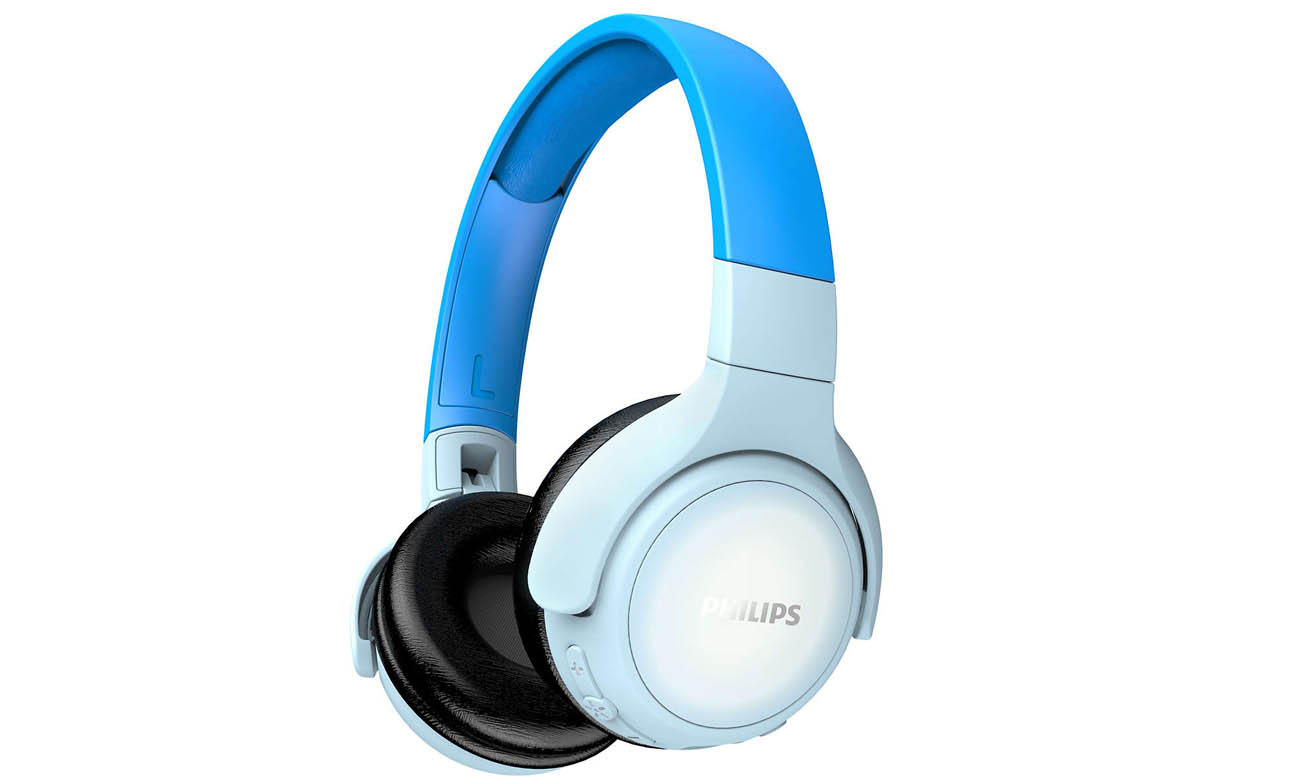 Słuchawki dla dzieci bezprzewodowe Philips TAKH402BL Niebieskie