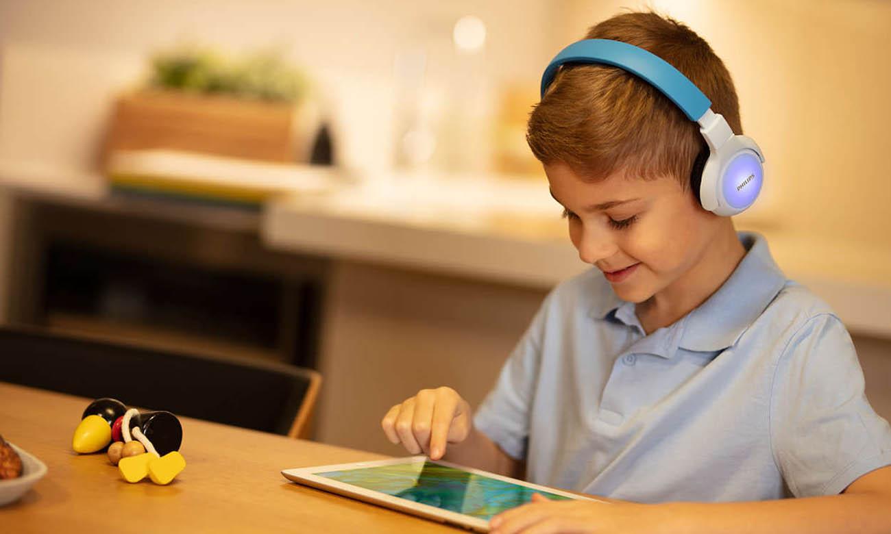 Słuchawki bezprzewodowe Philips TAKH402BL