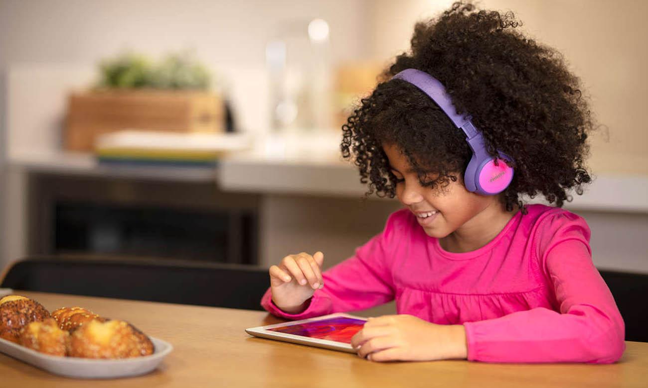 Słuchawki bezprzewodowe Philips TAKH402PK