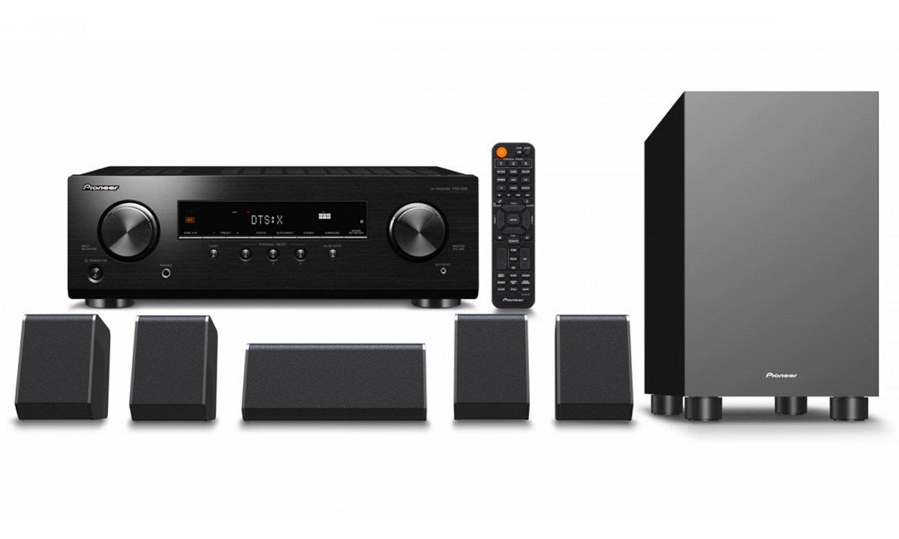 Bluetooth w kinie domowym Pioneer HTP-076