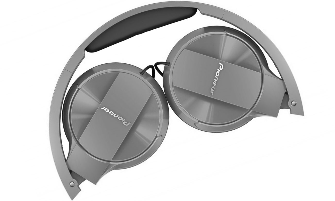 Składane słuchawki nauszne SE-MJ503T Pioneer