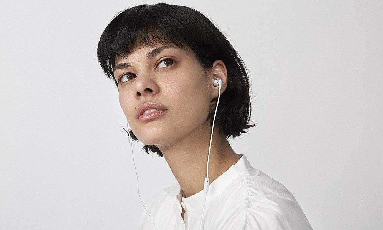 Niewielkie słuchawki Pioneer SE-C3T