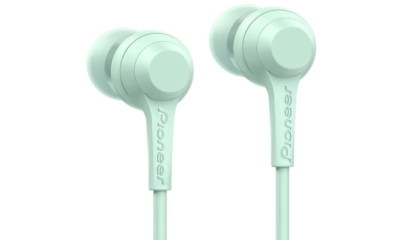 Wygodne słuchawki dokanłowe Pioneer SE-C4BT-GR miętowe