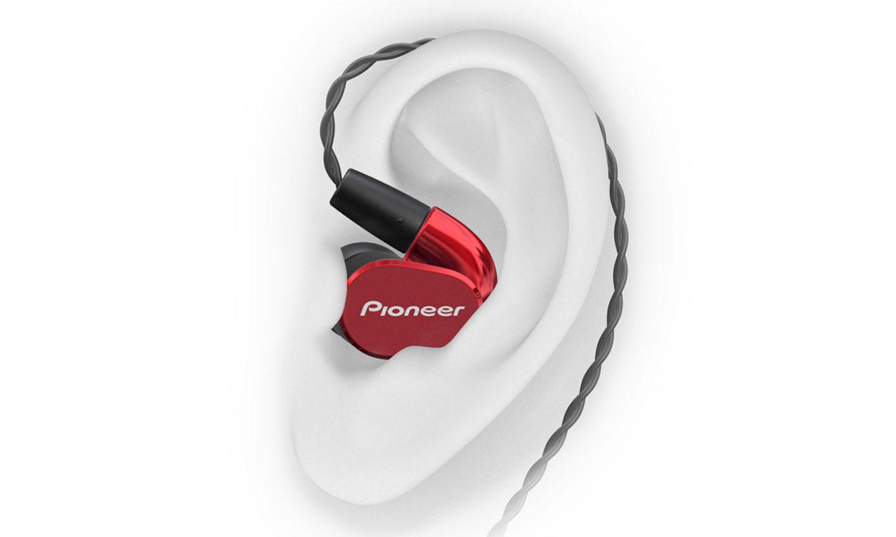 Dokanałowe słuchawki Pioneer SE-CH5T