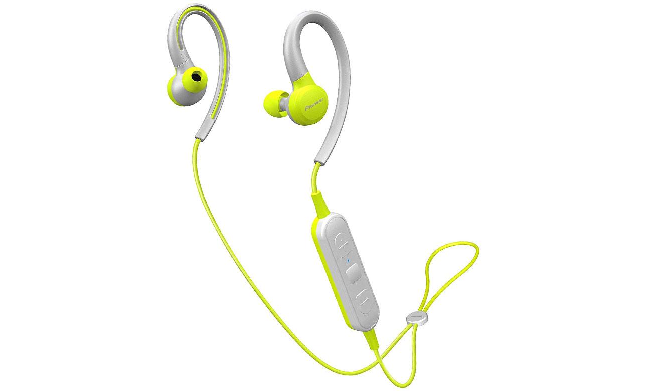 Brzmienie słuchawek bezprzewodowych Pioneer SE-E6BTY