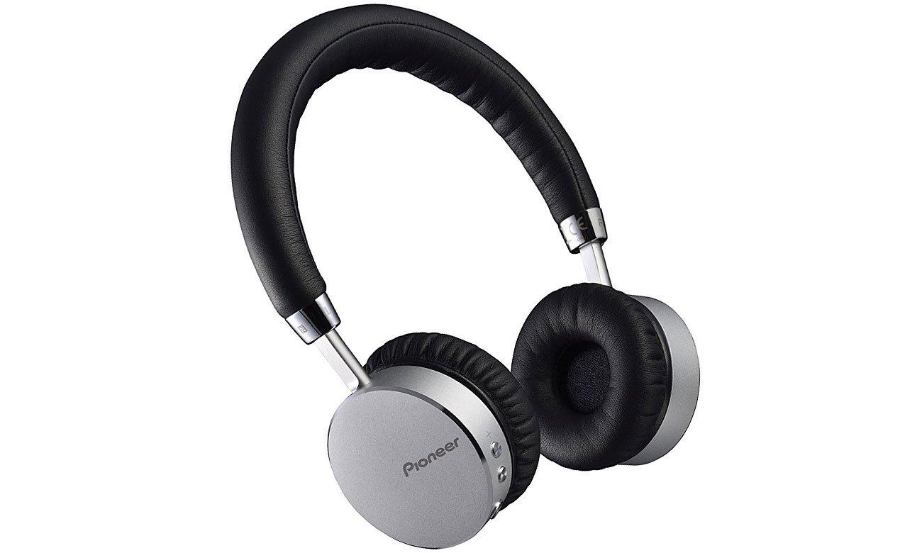 Brzmienie słuchawek bezprzewodowych Pioneer SE-MJ561BT-S