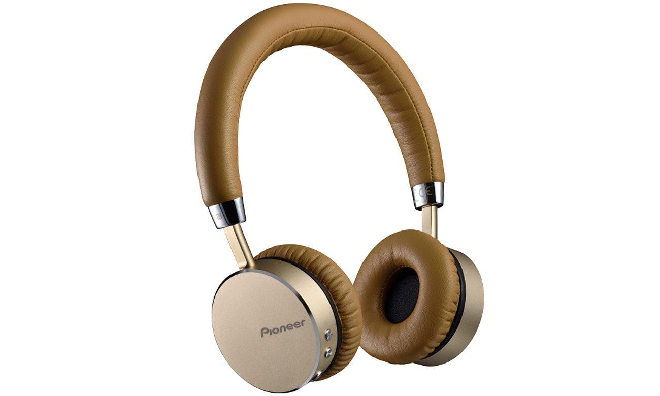 Brzmienie słuchawek bezprzewodowych Pioneer SE-MJ561BT-T