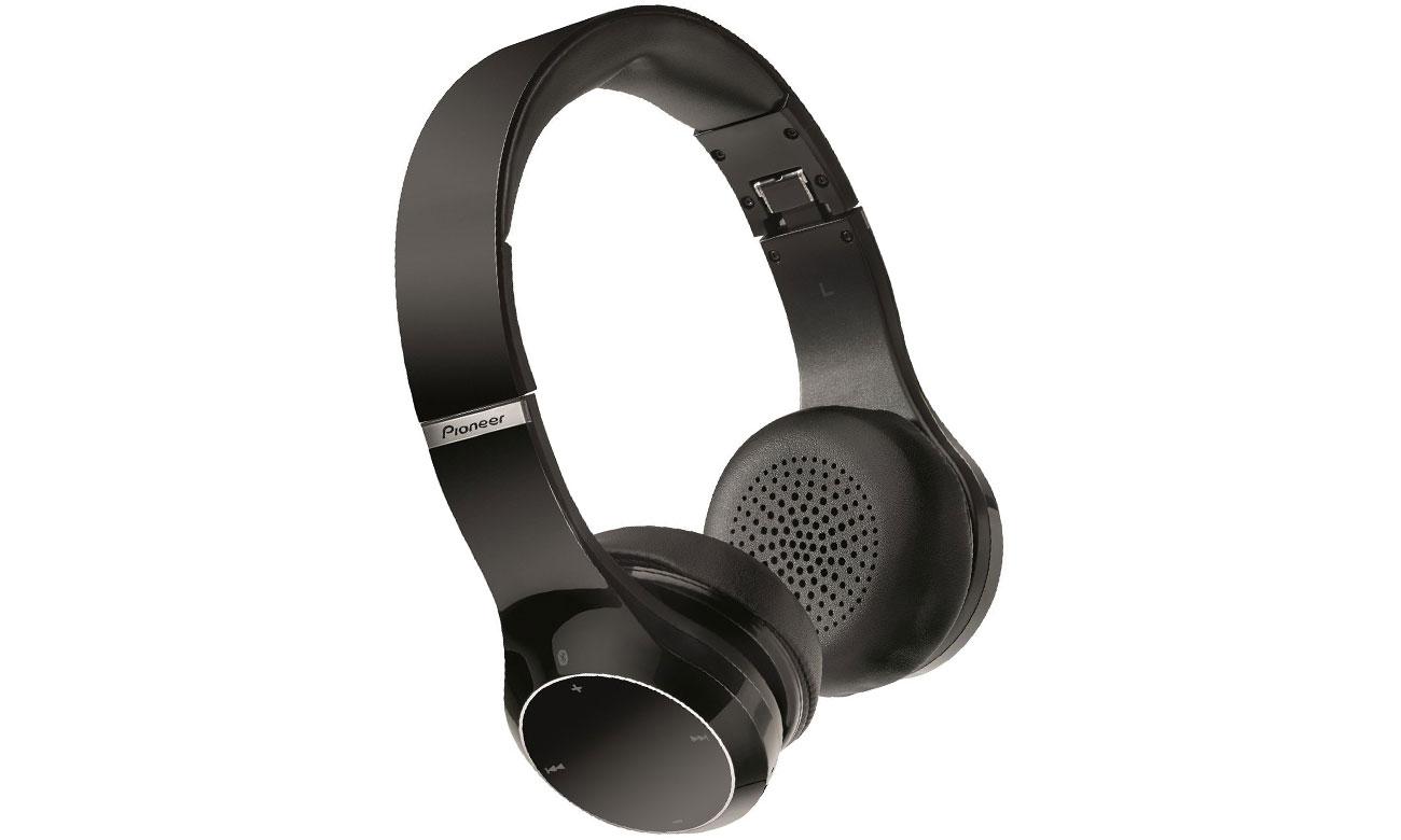 Brzmienie słuchawek bezprzewodowych Pioneer SE-MJ771BT-K