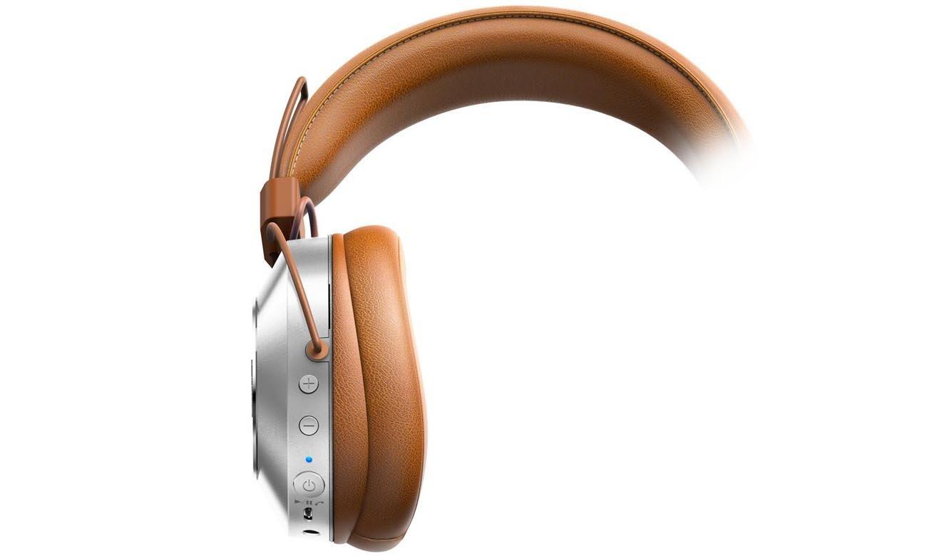 Komfort użytkowania słuchawek Pioneer SE-MS7BT Beige