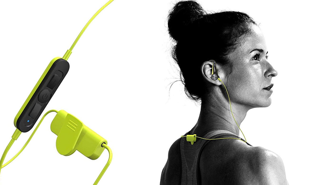 Słuchawki Bluetooth Pioneer SE-E7BT żółte