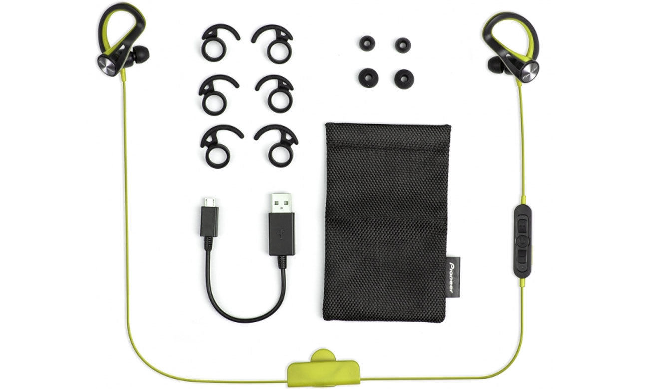 Akcesoria do słuchawek Pioneer SE-E7BT