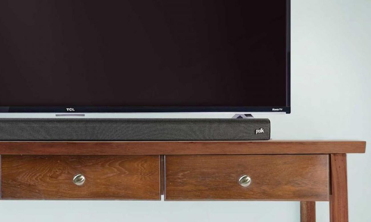 Łączność Bluetooth z listwą głośnikową Polk Audio Signa S1