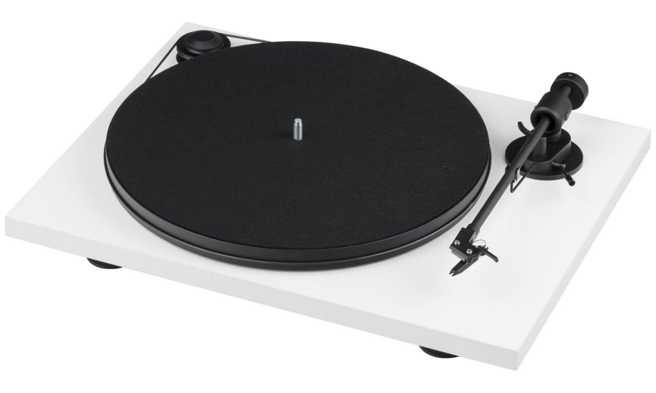 Gramofon Pro-Ject Primary E Phono Biały
