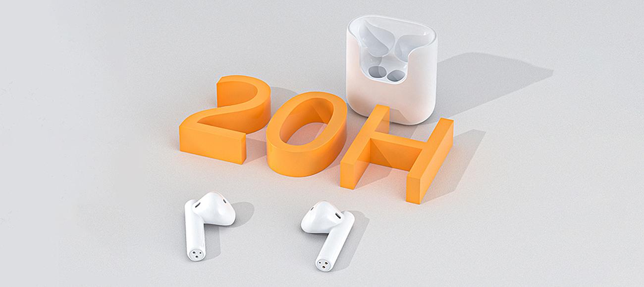 Słuchawki TrueWireless QCY T12 TWS