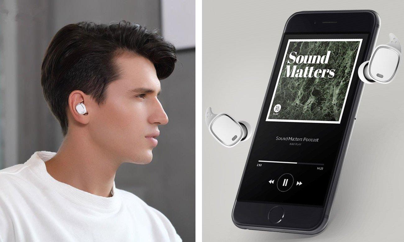 Dokanałowe słuchawki Bluetooth QCY T1 Pro TWS
