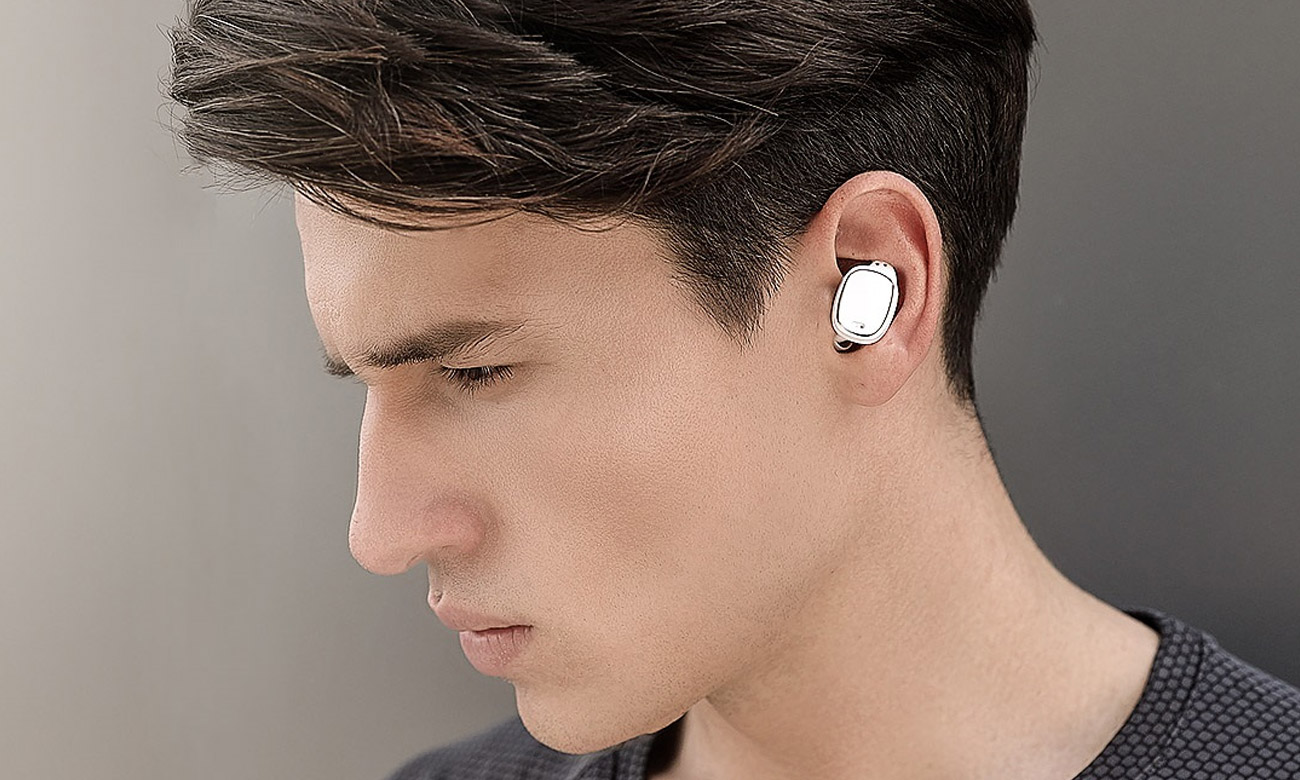 Słuchawki Bluetooth z mikrofonem QCY T1 Pro TWS