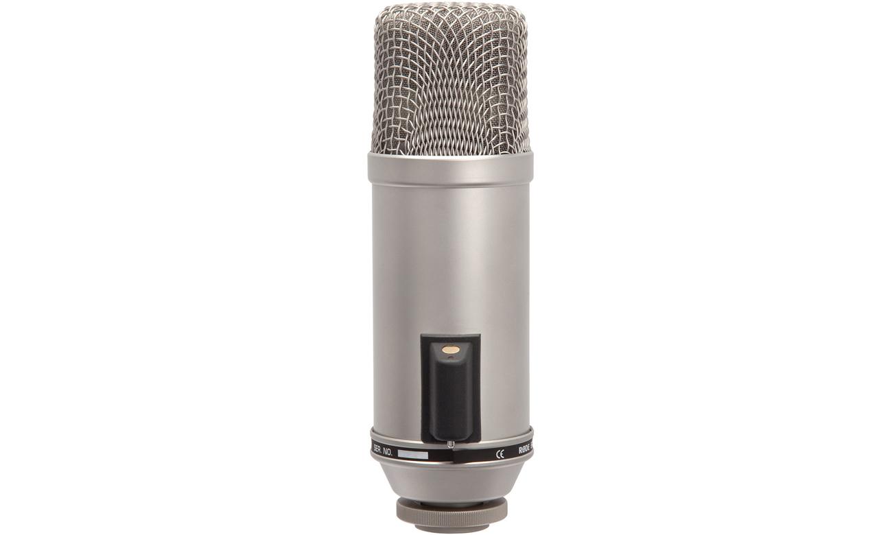 Pojemnościowy mikrofon Rode Broadcaster