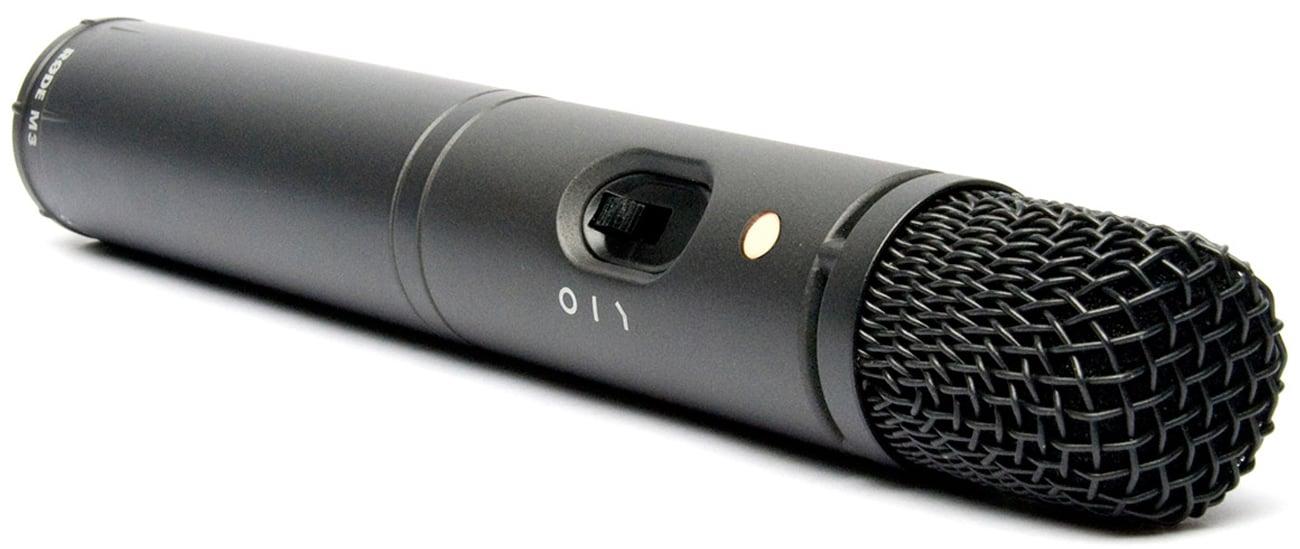 Pojemnościowy mikrofon wokalny Rode M3