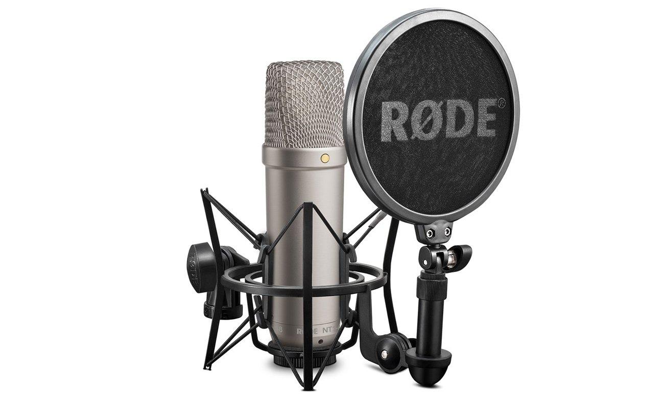 Akcesoria do mikrofonu Rode NT1-A Kit