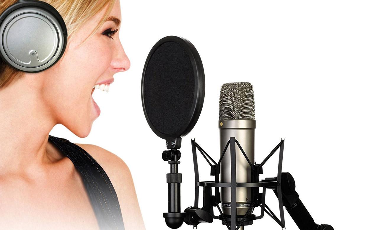 Mikrofon pojemnościowy Rode NT1-A