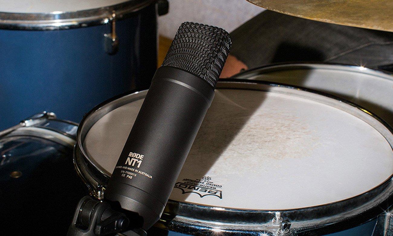 Mikrofon Rode NT1 KIT do domowego studia nagraniowego