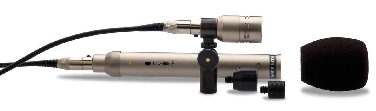 Mikrofon pojemnościowy Rode NT6
